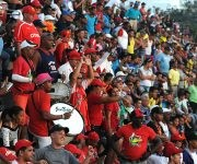 Una escena de la fanaticada yumurina. Foto: Katheryn Felipe/Cubadebate.