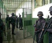 En la cárcel Anisío Jobim de Manaos, la capital del estado de Amazonas, murieron 56 presos en un motín desatado el 1 de enero. Foto: AFP.