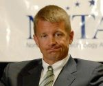 Murky legal area ...  Erik Prince is the founder and chief executive of Blackwater.