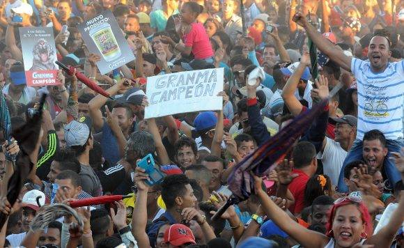 Deseo hecho realidad. Foto: Ricardo López Hevia / Granma / Cubadebate