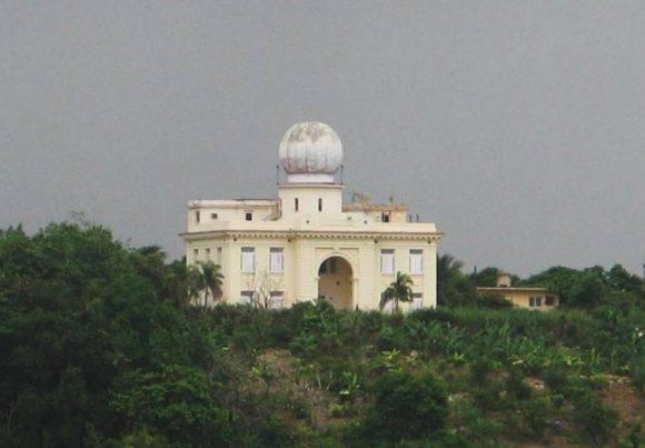 Instituto de Meteorología de Cuba. Foto tomada de Habana Radio.