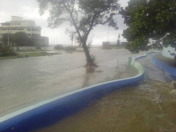 Foto tomada del perfil en Facebook de Luis López.