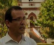 Javier Ferreira, jefe comercial de la División Territorial Norte de ETECSA. Foto: Captura de pantalla.