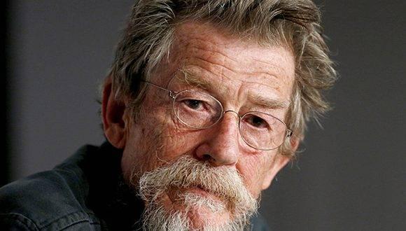 John Hurt. Foto tomada de Bolsamania.