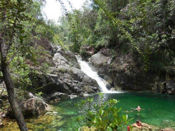Cascada del Rio Duaba, Foto: Roberto Ariel Ferrara Romero / Cubadebate