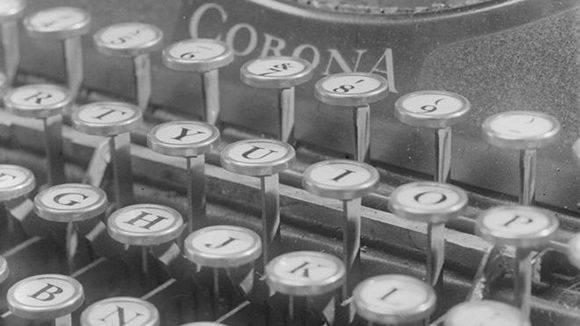 """Mucho ha cambiado en los aparatos con que dejamos registro de la palabra escrita, pero """"Qwerty"""", aparentemente tan contrario al sentido común, permanece inmutable. Foto: Getty."""