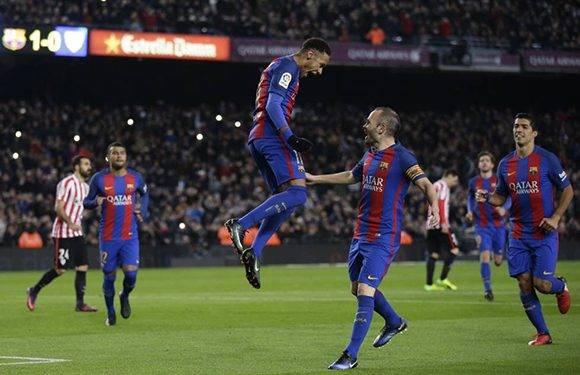 Luego Neymar. Foto: Manu Fernández/ AP.
