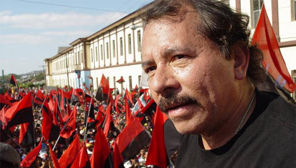 Ortega asumirá nuevamente la presidencia de Nicaragua, tras imponerse con amplísimo margen en los comicios generales celebrados en esa nación centroamericana el pasado 6 de noviembre. Foto: Pulitzer Center.