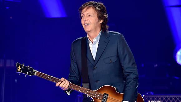 Paul McCartney. Foto tomada de IBTimes UK.