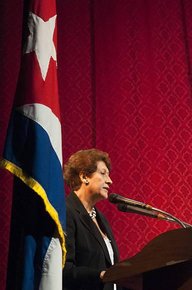 Ena Elsa. Foto: L Eduardo Domínguez/ Cubadebate
