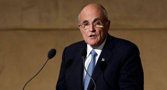 Rudolph Giuliani. Foto tomada de López-Dóriga Digital.