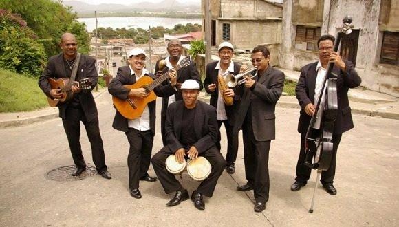 Septeto santiaguero. Foto: Archivo.
