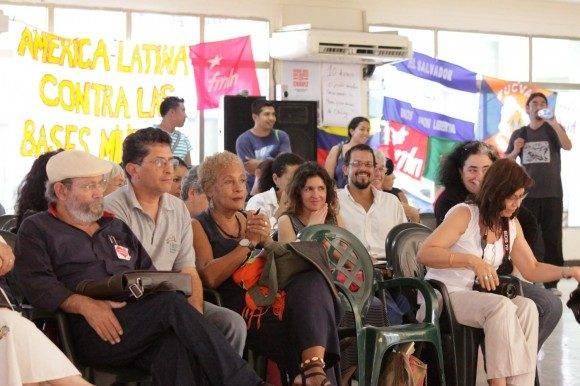 X Taller Internacional sobre Paradigmas Emancipatorios. Foto: Alejandro Ramírez Anderson.