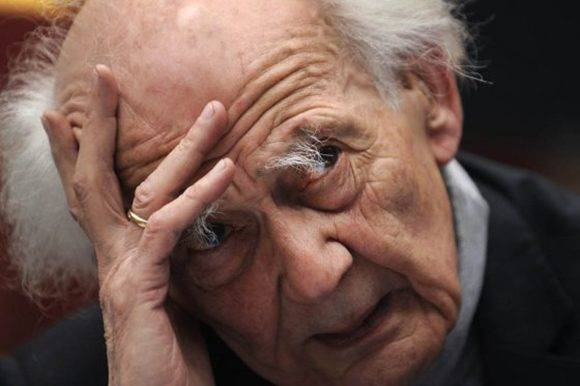 Zygmunt Bauman fallece a los 92 años. Foto: Reuters.