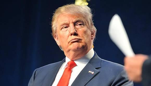 Trump sigue cumpliendo sus promesas electorales.