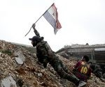 Con su compleja operación militar en Siria,  Rusia propinó un duro golpe a las naciones imperialistas integrantes de la OTAN. Foto: AP.