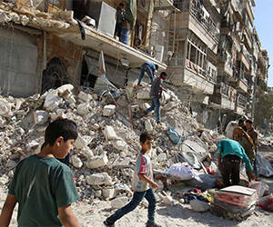 """Las muertes en Siria """"impactan"""" más en Occidente en dependencia de quién las cause. Foto: Archivo."""