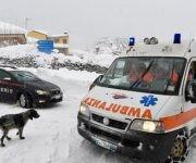 Los residentes de la comuna de Farindola alertaron a los servicios de emergencia. Foto: EPA.