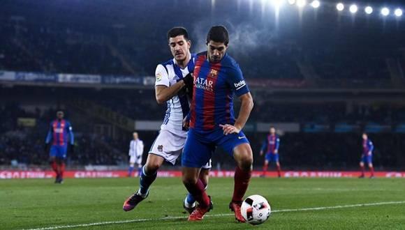 El Barça recibe a la Real Sociedad en la vuelta de cuartos de final de Copa (David Ramos - David Ramos / Getty)