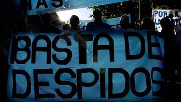 El 75 por ciento de los consultados señala al Poder Ejecutivo argentino, dirigido por Mauricio Macri, como el responsable de la inseguridad laboral y económica. Foto: La Radio del Sur