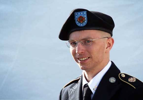 Bradley Manning, hoy Chelsea Manning. Foto: Getty Images.