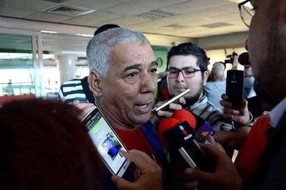 El director de los Alazanes de Granma, Carlos Martí, declaró que el objetivo es discutir el campeonato de la Seire del Caribe. Foto: PL/ Archivo.