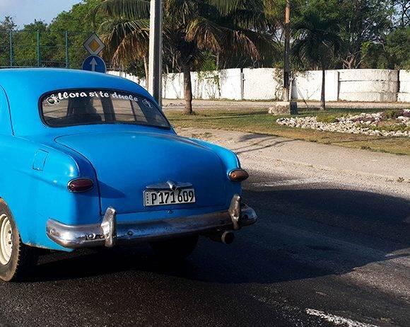 ya todo está demostrado, solo resta decirte que si te molestan mis logros, rompas a llorar. Foto: Cinthya García Casañas/ Cubadebate.