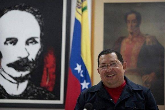 Extrañando a Chávez