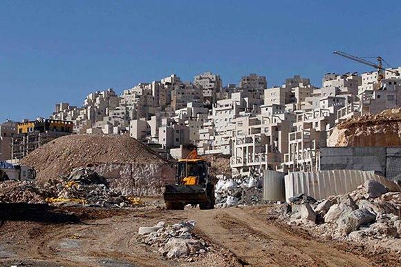 Israel acogerá a seis mil trabajadores chinos en su sector de la construcción tras un acuerdo entre ambos países. Foto: EFE.