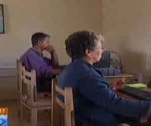 Cooperativa 1ro de Mayo, en el municipio de Minas, en Camagüey. Foto: Tomada de la TV nacional.