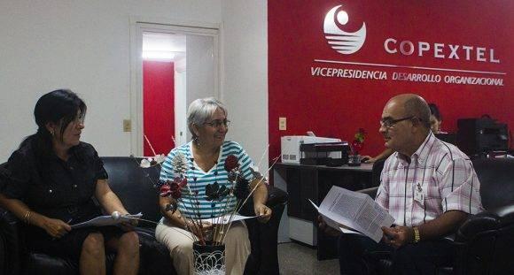 Cubadebate visitó la empresa Copextel para conocer la implementación de la Resolución 6. Foto: L. Eduardo Domínguez/ Cubadebate.