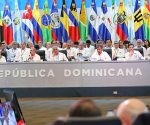 V Cumbre de la Celac en República Dominicana. Foto: @PresidenciaRD/ Twitter.