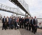 Delegación empresarial cubana culmina visita a New Orleans.