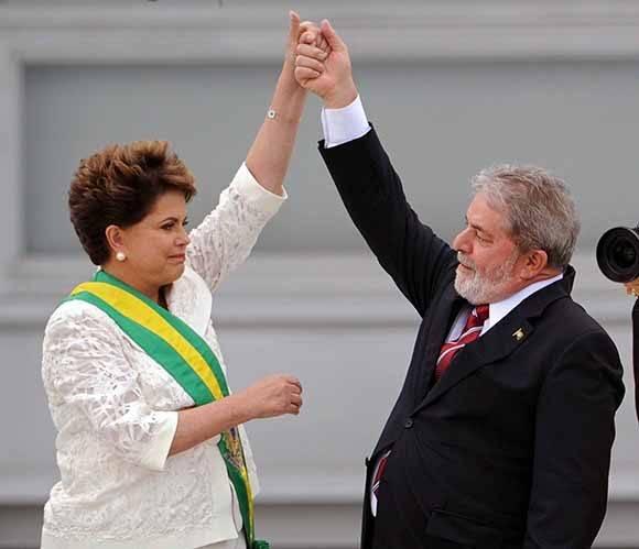 Lula Da Silva y Dilma Rousseff hicieron de Brasil un país con protagonismo en la diplomacia internacional. El actual presidente, Michel Temer, ha anulado los logros de sus antecesores. Foto: AFP.