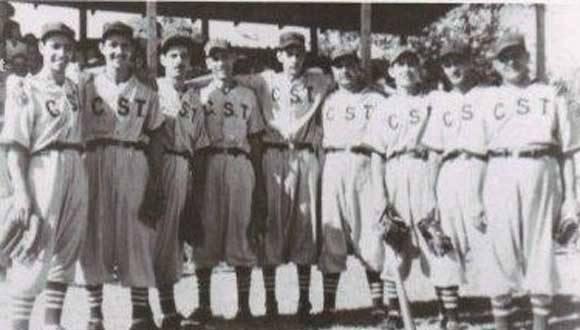La novena de los hermanos Torres, un equipo cubano de béisbol muy singular. Foto: ACN