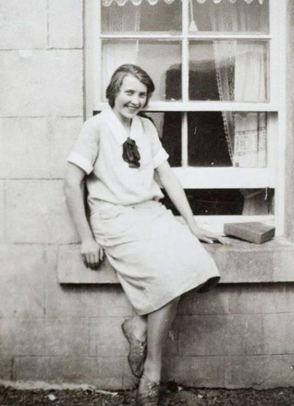 Mary Anne MacLeod Trump falleció en el año 2000, a los 88 años. Foto tomada de Debate.