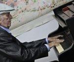 Fallece el pianista cubano Mario Romeu. Foto tomada de Granma.