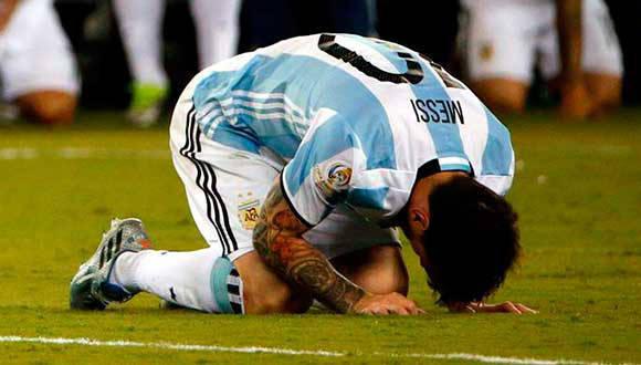 Lionel Messi. Foto: Pulso.