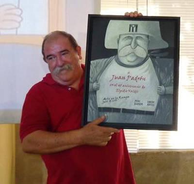 Buen aniversario 70, Juan Padrón