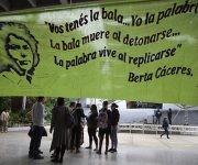 "12 Taller Internacional sobre Paradigmas Emancipatorios ""Berta Cáceres Vive"". Foto: Ladyrene Pérez/ Cubadebate."