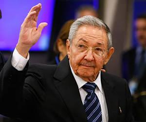 Regresó a Cuba presidente Raúl Castro tras cumbre del ALBA-TCP