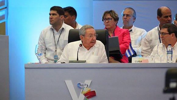 Raúl Castro: Nunca ha sido más necesario marchar por el camino de la unidad
