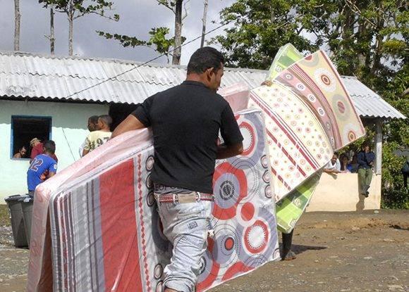 Quibijan, intrincada comunidad de Baracoa es muestra de que hasta los parajes más recónditos llegarán los recursos que aseguren buena calidad de vida a las personas. Foto: Leonel Escalona Furones/ Venceremos.