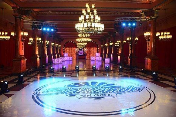 Pronto está pista de baile se hará muy famosa en Cuba: Foto: Página en Facebook de Bailando en Cuba.