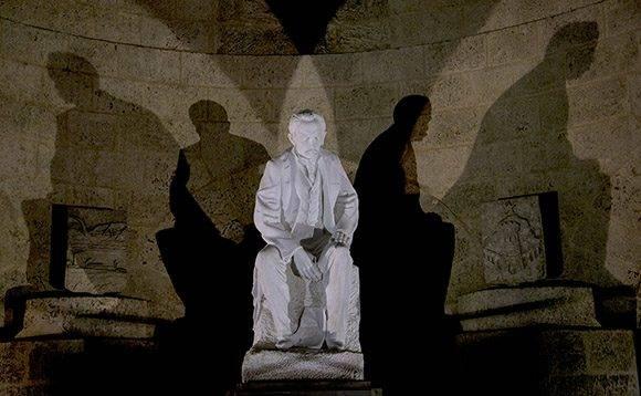 Monumento de José Martí en el Cementerio Santa Ifigenia de Santiago de Cuba. Foto: Ismael Francisco/Cubadebate.