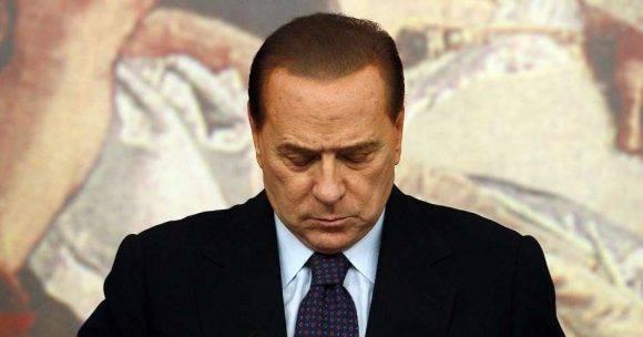 Silvio Berlusconi. Foto tomada de 20 Minutos.