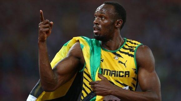 Usain Bolt. Foto tomada de Zona Deportiva.