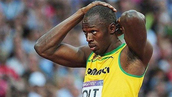 Retiran oro olímpico de Beijing a Usain Bolt por descalificación del relevo