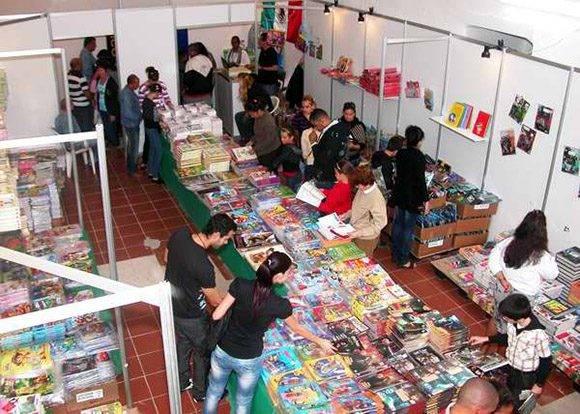 Informe Central sobre la Feria del Libro 2017 (y collage para una feria en movimiento)