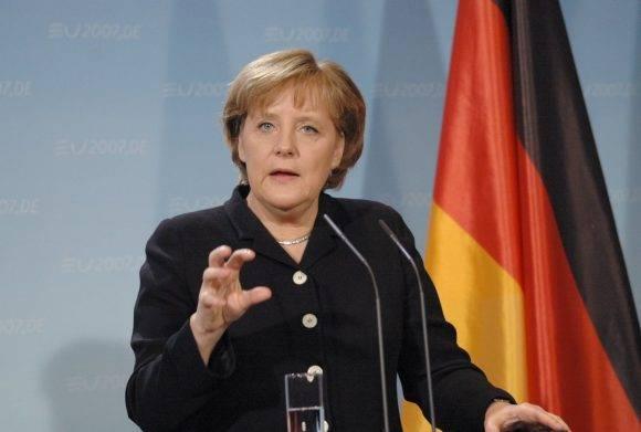 Angela Merkel. Foto tomada de Centinela MX.